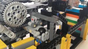 Lego GBC Fork Conveyor Module [4K] 21